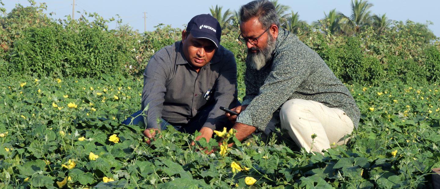 Innovation by farmers, for farmers